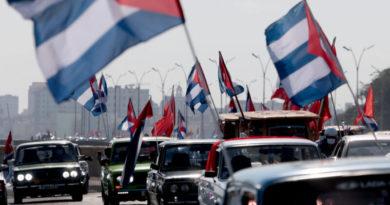 26 de septiembre, caravanas contra bloqueo de EEUU a Cuba (+video)