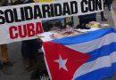Solidaridad con Cuba protestará en EEUU contra el bloqueo