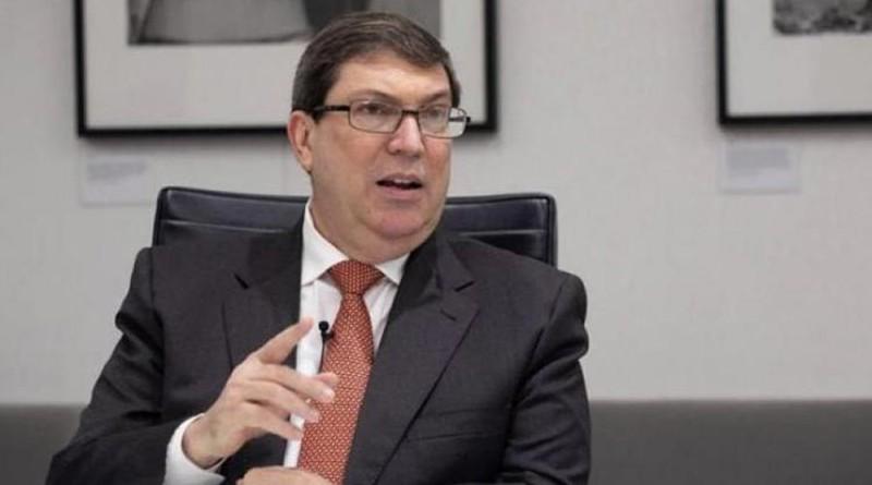 EEUU combina asfixia y subversión contra Cuba, denunció el canciller